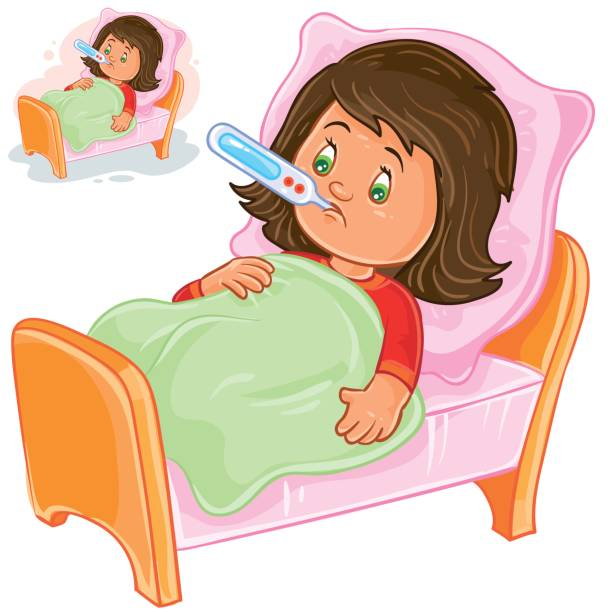 Sick clipart sick lady, Sick sick lady Transparent FREE for.