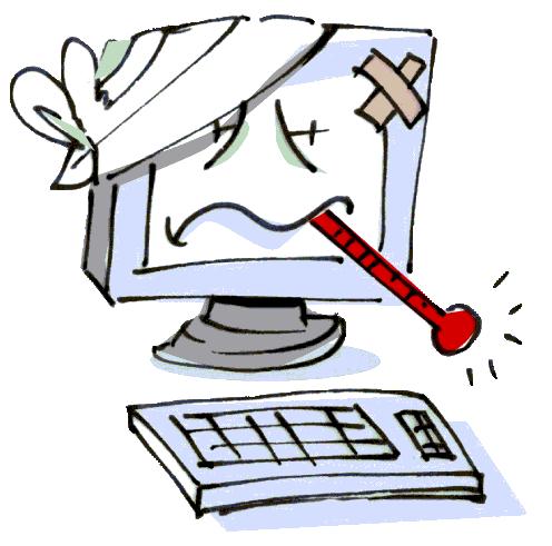 Free Sick Computer Clipart, Download Free Clip Art, Free.