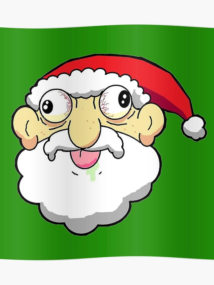 Sick Santa.