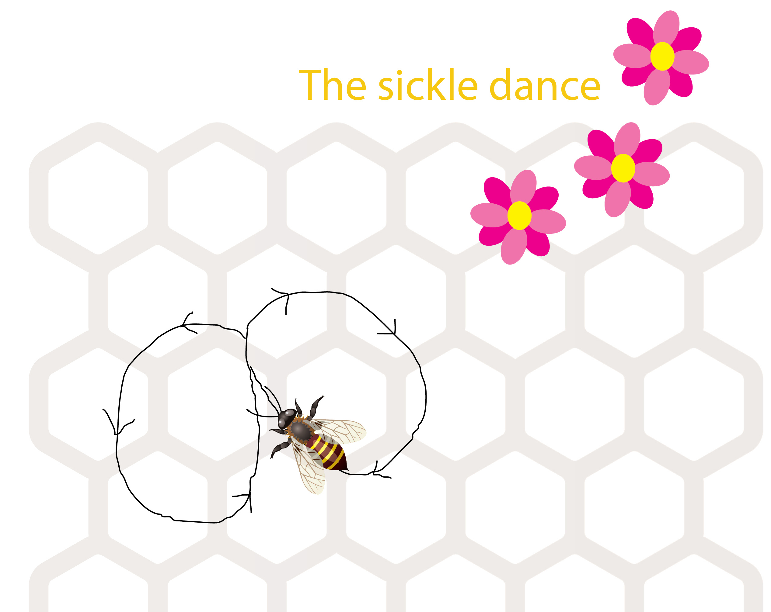 sickle dance.