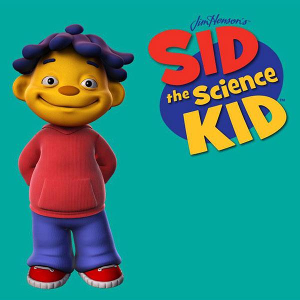 Meet Sid the Science Kid.