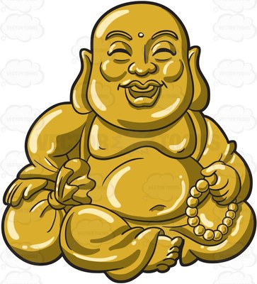 Gautama Siddhartha Cartoon Clipart.