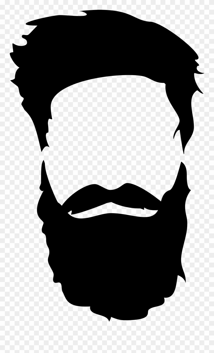 Hair Beard Png Clip Art Gallery Yopriceville.
