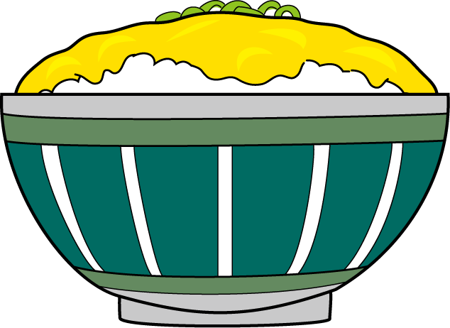 Side dish clipart.