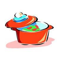 Clip Art Side Dish Clipart.