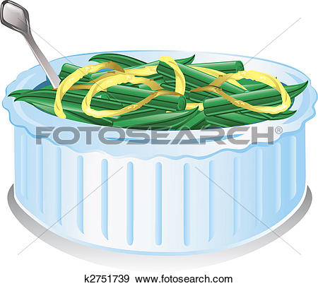 Stock Illustration of Vegetable Side Dishes x18857518.