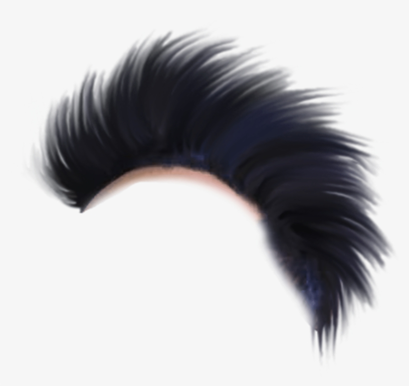 Sample Hair For Boy 10 Cb Hair Png.