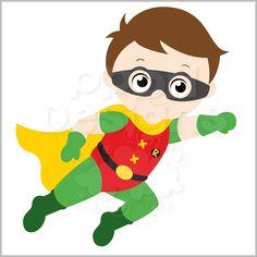 vinilos superheroes marvel.