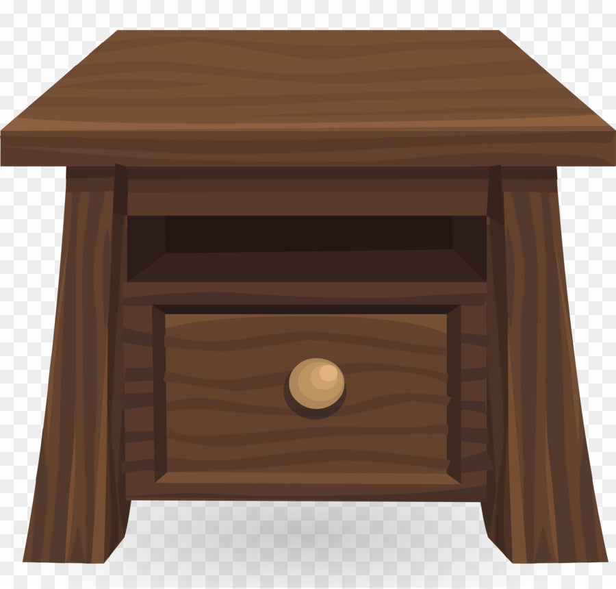 Coffee Table PNG Bedside Tables Clipart download.