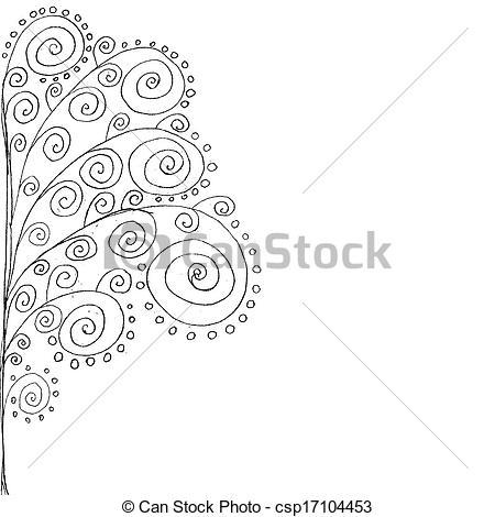 Curly Tree Clipart (45+).
