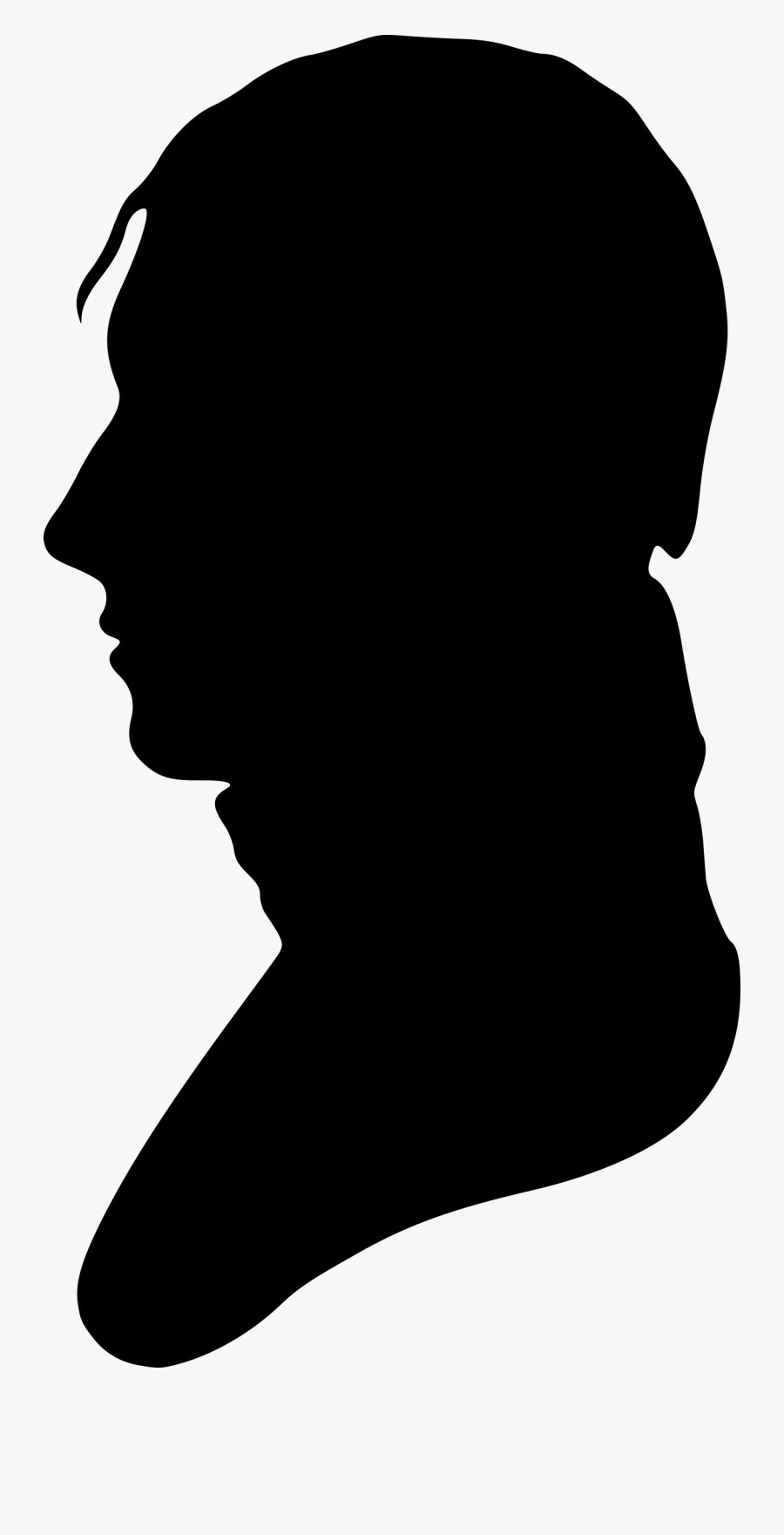 Nose Clipart Silhouette.
