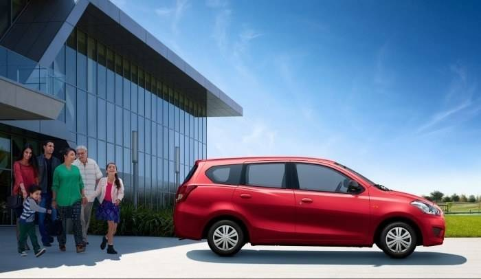 Datsun Go Plus India, Price, Review, Images.