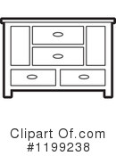 Sideboard Clipart #1.