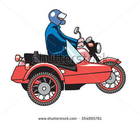 Sidecar Stock Images, Royalty.