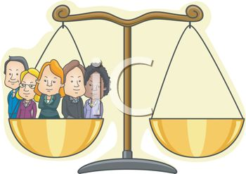 animated scales of justice clip art #8