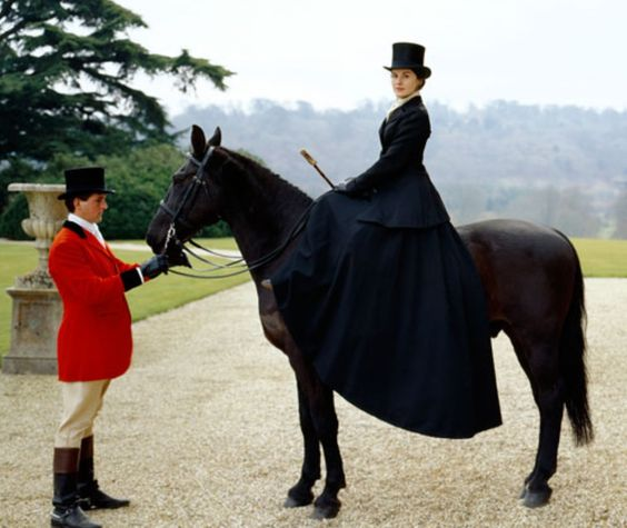 another side saddle pic.