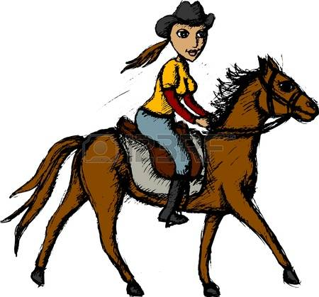 515 Woman Riding Horse Cliparts, Stock Vector And Royalty Free.