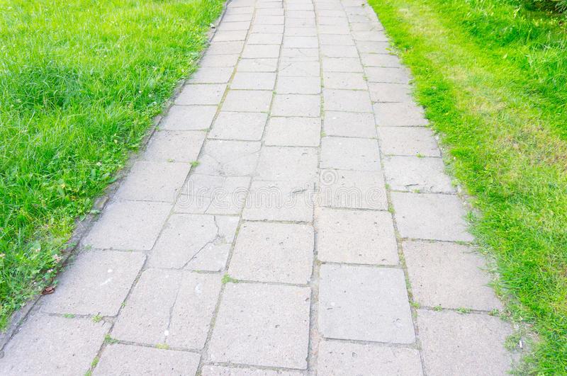 Sidewalk clipart footpath.