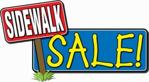 New Hope merchants hold sidewalk sale to draw arts and.