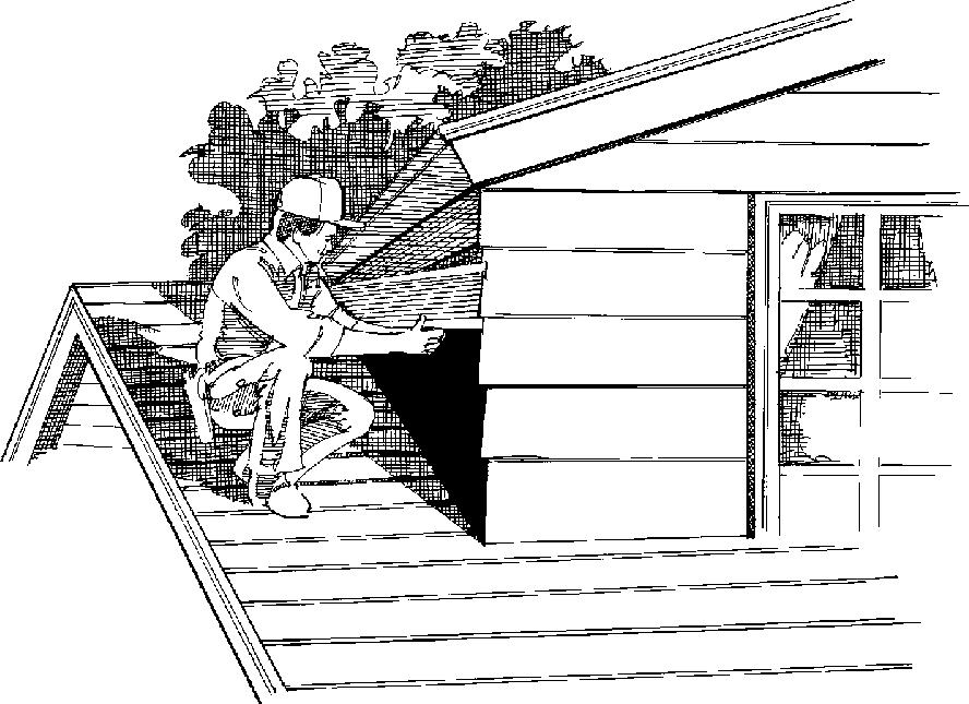 House siding clipart.