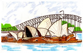 Sydney Clipart.