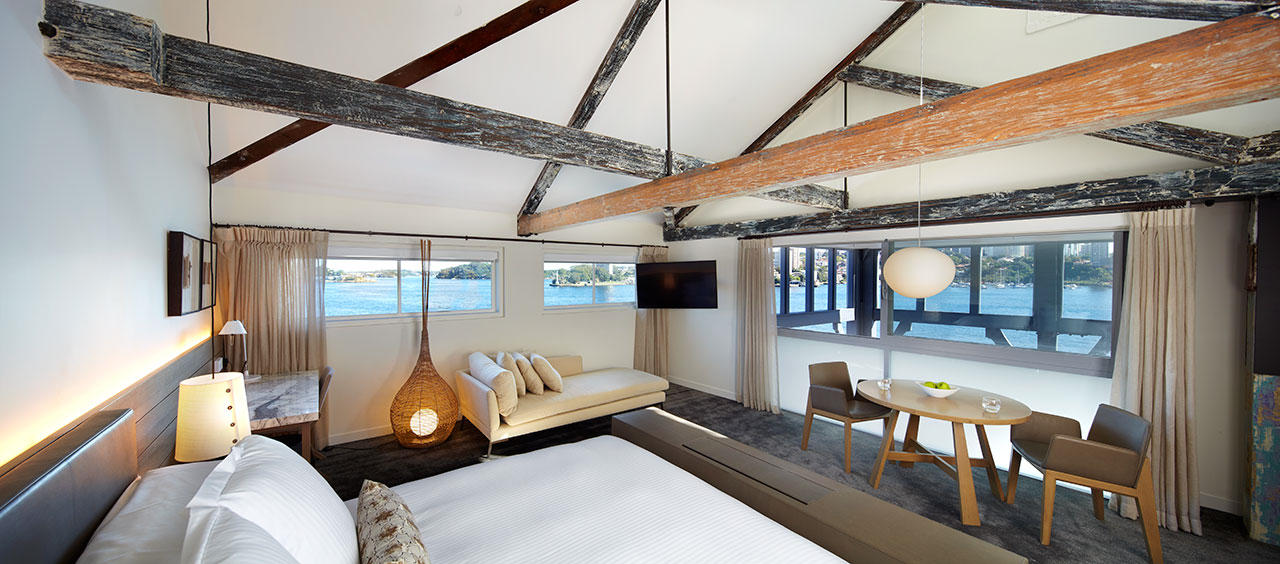 Hotel Suites Sydney.