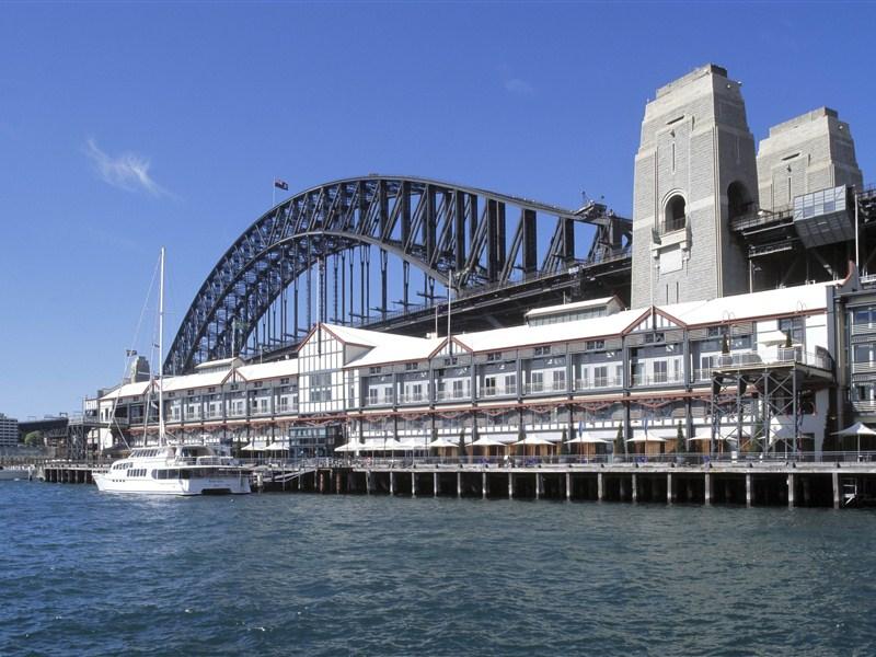 Pier One Sydney Harbour.