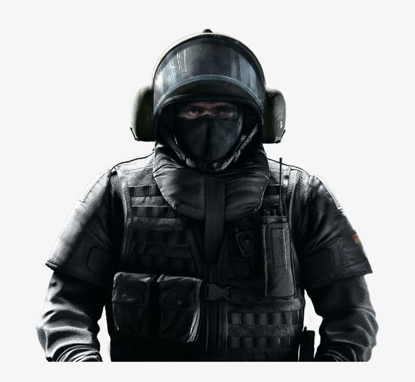 Blitz Rainbow Six Siege Transparent PNG.
