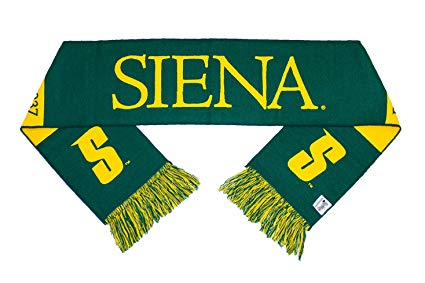 Amazon.com : Tradition Scarves Siena College Scarf.