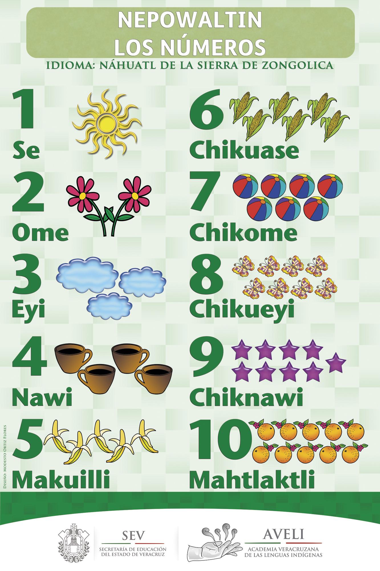 Aprendamos Nahuatl de Zongolica.