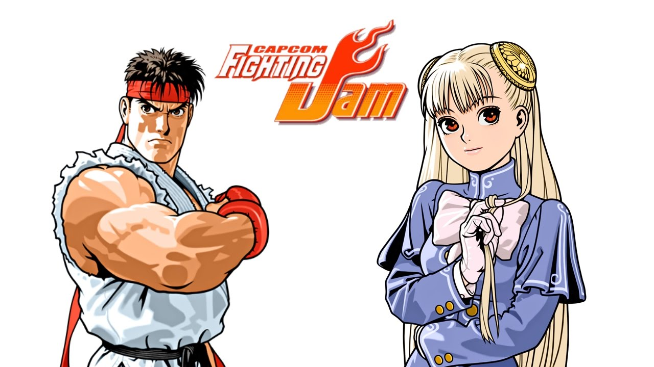 Capcom Fighting Jam.