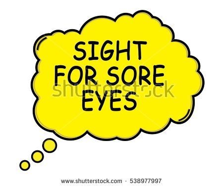 Sore Eyes Stock Illustrations, Images & Vectors.