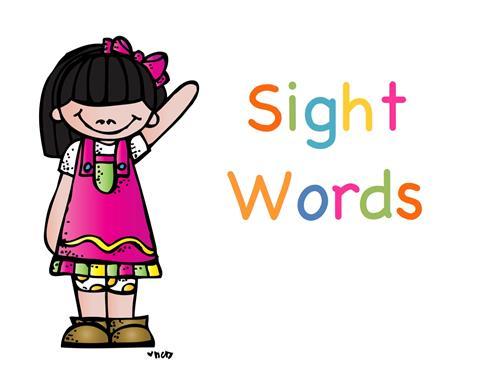 Craig, Gina / Sight Words.