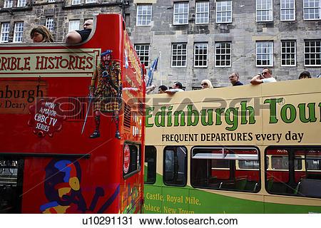 Stock Photography of Scotland, City of Edinburgh, Edinburgh.