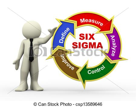 Six Sigma Clipart.