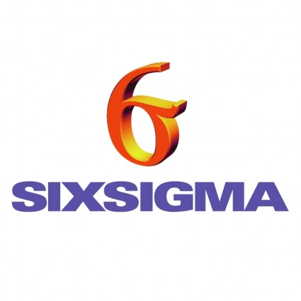 Six Sigma Clip Art.
