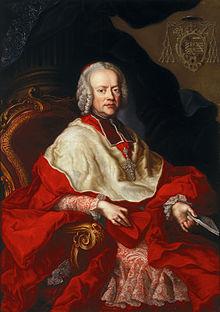 Sigismund von Schrattenbach.