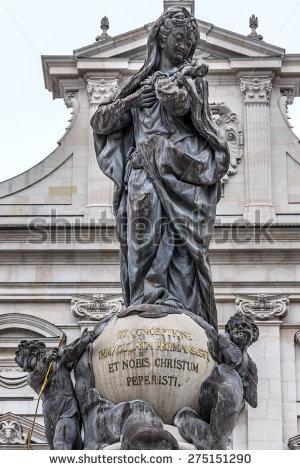 Equestrian Statue El Cid Burgos Spain Stock Photo 98170517.