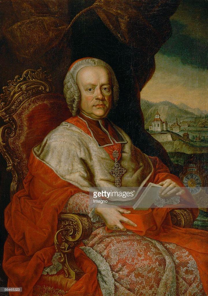 Prince Archbishop Sigmund Count Schrattenbach Pictures.