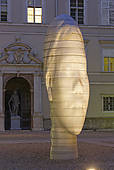 """Stock Photography of """"Marble sculpture """"""""""""""""Awilda"""""""""""""""" by the."""