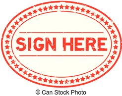 Sign here Clip Art Vector Graphics. 10,420 Sign here EPS.