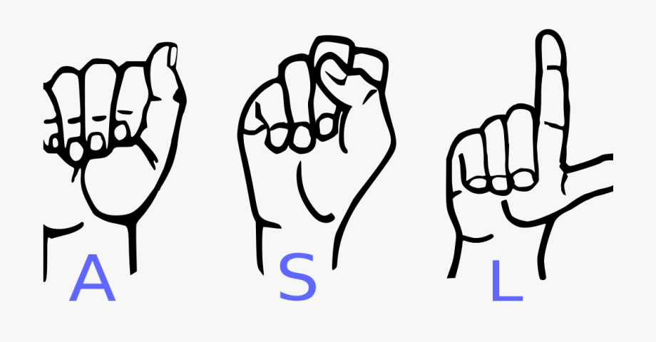 How To Learn American Sign Language.