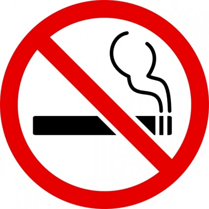 No Signs Downloadable Clipart.