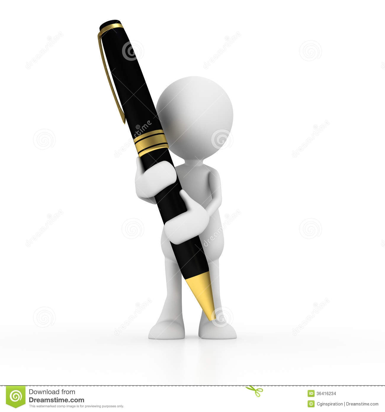 Clip Art Of People Signing In Clipart#2015643.