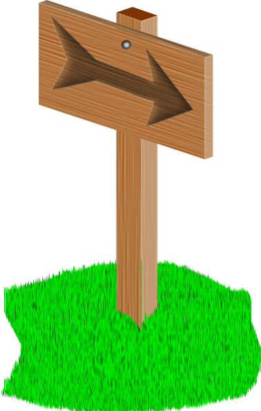 Sign Post Clip Art at Clker.com.