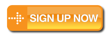 Orange sign up now button png #28481.