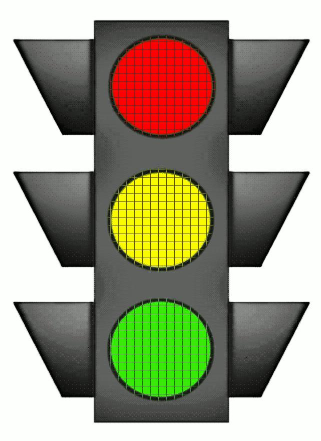 Traffic Signal Clipart.