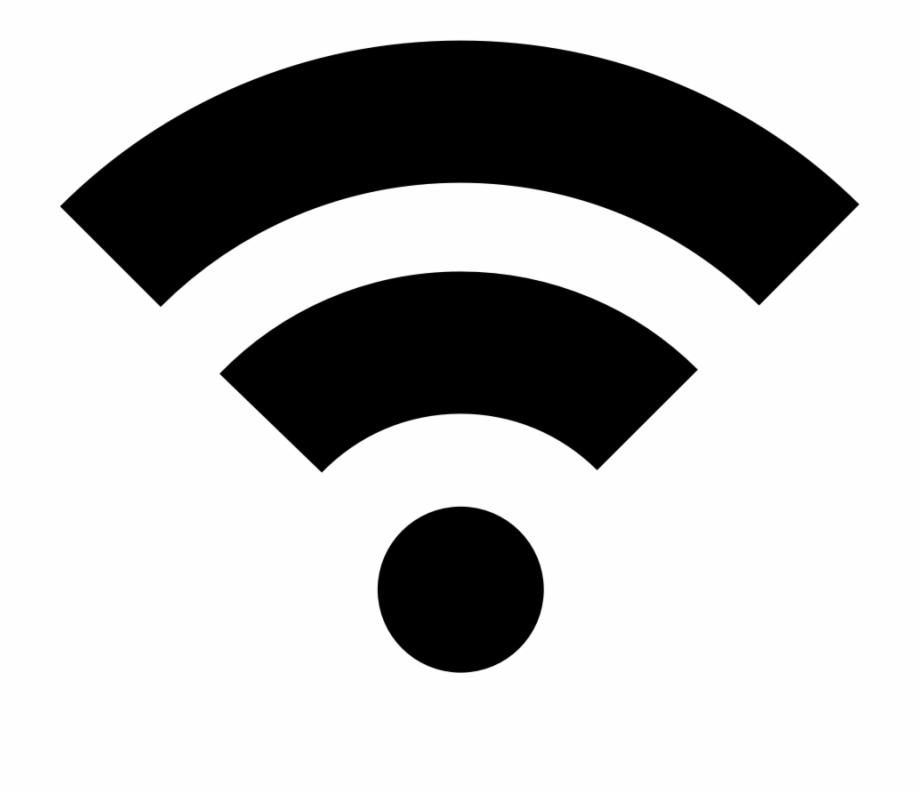 Icon Of Wifi Signal Strength Wireless Signal Icon.