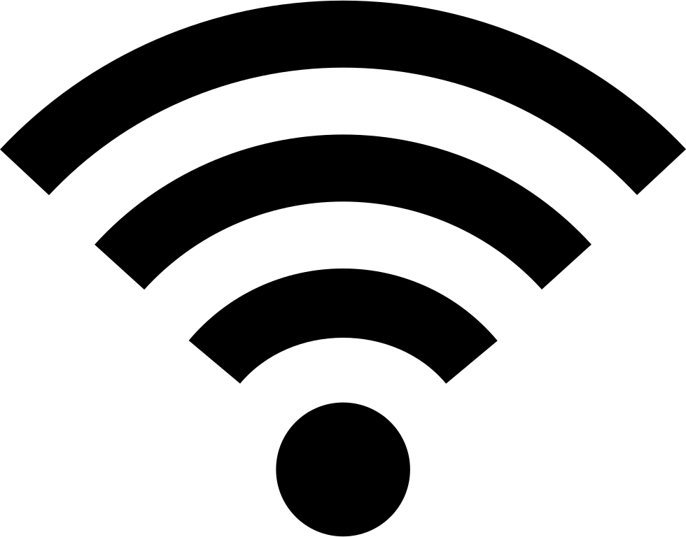 Download Free png Wifi Medium Signal Symbol Svg Png Icon.