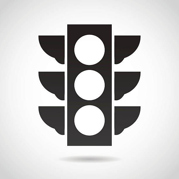 Semaphore Signal Post Clip Art, Vector Images & Illustrations.